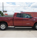 toyota tundra 2007 red sr5 gasoline 8 cylinders rear wheel drive automatic 78232