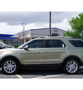 ford explorer 2013 green suv limited flex fuel 6 cylinders 4 wheel drive automatic 79407