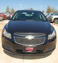 chevrolet cruze 2012 black sedan ls gasoline 4 cylinders front wheel drive not specified 76051