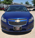 chevrolet cruze 2012 sedan gasoline 4 cylinders front wheel drive not specified 76051