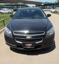 chevrolet malibu 2012 black gran sedan lt gasoline 4 cylinders front wheel drive not specified 76051