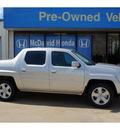 honda ridgeline 2012 silver rtl gasoline 6 cylinders 4 wheel drive automatic 77034