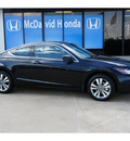 honda accord 2012 black coupe ex gasoline 4 cylinders front wheel drive automatic 77034