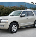 lincoln navigator 2008 beige suv gasoline 8 cylinders 4 wheel drive automatic with overdrive 78114