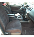 nissan murano 2009 silver suv s gasoline 6 cylinders all whee drive cont  variable trans  76520