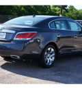 buick lacrosse 2012 dk  gray sedan premium 3 gasoline 6 cylinders front wheel drive automatic 77074