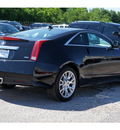 cadillac cts 2012 black coupe 3 6l premium gasoline 6 cylinders rear wheel drive automatic 77074