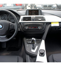 bmw 3 series 2012 black sedan 328i gasoline 4 cylinders rear wheel drive automatic 77002