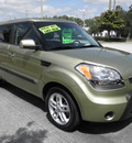 kia soul 2011 green hatchback soul! gasoline 4 cylinders front wheel drive automatic 32783