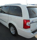 chrysler town country 2011 white van touring flex fuel 6 cylinders front wheel drive automatic 79925