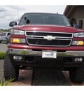 chevrolet silverado 1500 classic 2007 red lt3 flex fuel 8 cylinders 4 wheel drive automatic 99352