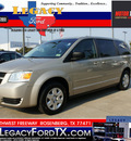 dodge grand caravan 2009 beige van se gasoline 6 cylinders front wheel drive automatic 77471