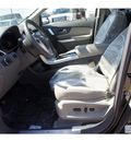 ford edge 2013 black suv limited gasoline 6 cylinders front wheel drive shiftable automatic 77471