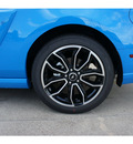ford mustang 2013 lt  blue coupe gt gasoline 8 cylinders rear wheel drive not specified 77471