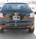 mazda cx 7 2010 black suv s touring gasoline 4 cylinders front wheel drive shiftable automatic 77074