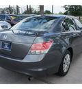 honda accord 2009 dk  gray sedan lx gasoline 4 cylinders front wheel drive automatic 77339