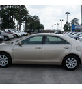toyota camry hybrid 2007 tan sedan hybrid 4 cylinders front wheel drive automatic 77339