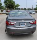hyundai sonata 2013 silver sedan 4dr sdn 2 4l se at gasoline 4 cylinders front wheel drive automatic 75070