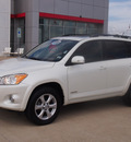 toyota rav4 2010 white suv limited gasoline 4 cylinders front wheel drive automatic with overdrive 77864