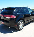 lincoln mkx 2009 black suv gasoline 6 cylinders front wheel drive automatic 76234