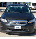 ford taurus 2010 black sedan limited gasoline 6 cylinders front wheel drive automatic 77575