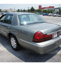mercury grand marquis 2004 green sedan ls ultimate edition 8 cylinders automatic 78205