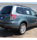 subaru forester 2011 lt  green 2 5x limited gasoline 4 cylinders all whee drive automatic with overdrive 77627