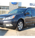 subaru outback 2011 gray wagon gasoline 4 cylinders all whee drive automatic with overdrive 77627