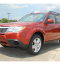 subaru forester 2010 paprika red pearl suv 2 5x premium gasoline 4 cylinders all whee drive automatic with overdrive 77627