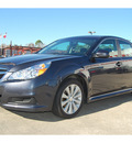 subaru legacy 2010 gray sedan 2 5i limited gasoline 4 cylinders all whee drive automatic with overdrive 77627