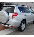toyota rav4 2011 silver suv gasoline 4 cylinders 2 wheel drive automatic with overdrive 77706