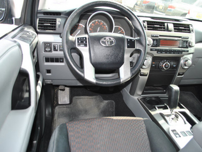 toyota 4runner 2011 silver suv sr5 gasoline 6 cylinders 2 wheel drive 5 speed automatic 78550