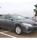 toyota camry 2011 gray sedan le gasoline 4 cylinders front wheel drive automatic 78550