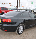 volkswagen jetta 2012 black sedan gasoline 4 cylinders front wheel drive automatic 78550