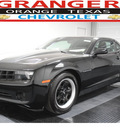 chevrolet camaro 2012 coupe gasoline 6 cylinders rear wheel drive not specified 77630