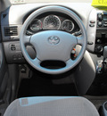 toyota sienna 2006 white van ce gasoline 6 cylinders front wheel drive automatic 76087