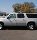 chevrolet suburban 2008 silver suv lt flex fuel 8 cylinders 4 wheel drive automatic 76087
