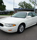 buick lesabre 2004 white sedan limited gasoline 6 cylinders front wheel drive automatic 76087