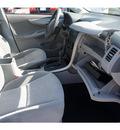 toyota corolla 2009 dk  gray sedan base gasoline 4 cylinders front wheel drive automatic 78006