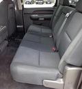 chevrolet silverado 1500 2010 silver ls flex fuel 8 cylinders 2 wheel drive automatic 78577