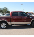 ford f 150 2007 brown king ranch flex fuel 8 cylinders 4 wheel drive automatic 78539