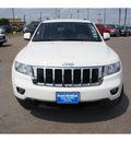jeep grand cherokee 2012 white suv laredo gasoline 6 cylinders 2 wheel drive automatic 78539