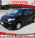 scion xb 2011 black wagon gasoline 4 cylinders front wheel drive automatic 76011
