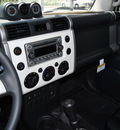 toyota fj cruiser 2012 white suv gasoline 6 cylinders 4 wheel drive automatic 76011