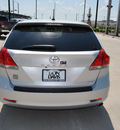 toyota venza 2012 silver xle gasoline 4 cylinders front wheel drive automatic 76011