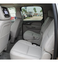 chevrolet suburban 2012 steel gray suv ltz 1500 flex fuel 8 cylinders 2 wheel drive automatic with overdrive 77566