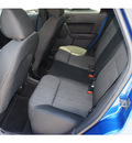 ford focus 2010 blue sedan se gasoline 4 cylinders front wheel drive automatic 77338