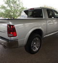 dodge ram 1500 2011 silver gasoline 8 cylinders 4 wheel drive automatic 76011