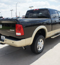 dodge ram 2500 2011 black lomg horn edition diesel 6 cylinders 4 wheel drive automatic 76011