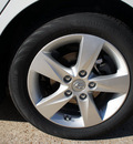 hyundai elantra 2012 white sedan gls 4 cylinders front wheel drive automatic 76049
